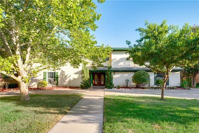 Fort Worth Single Family Home For Sale: 7609 Westwind Drive