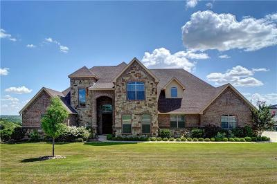 Fort Worth Single Family Home For Sale: 12509 Bella Vino Drive