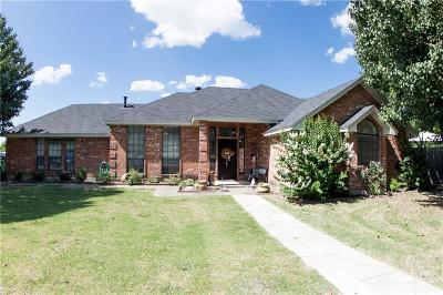Crandall Single Family Home Active Contingent: 303 Creekview Circle