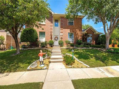 Rockwall Single Family Home Active Option Contract: 2860 Wild Oak Lane
