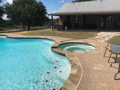 Hico Single Family Home For Sale: 1800 County Road 271