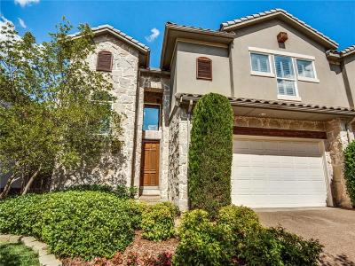 Irving Townhouse For Sale: 4216 Spyglass Hill Lane