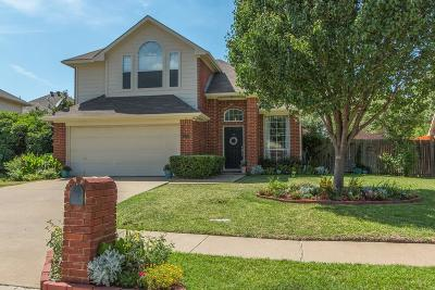 Lewisville Single Family Home For Sale: 2010 Terracotta Court