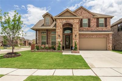 McKinney Single Family Home For Sale: 401 Tanner Square