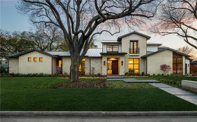 Dallas Single Family Home For Sale: 6480 Royalton Drive