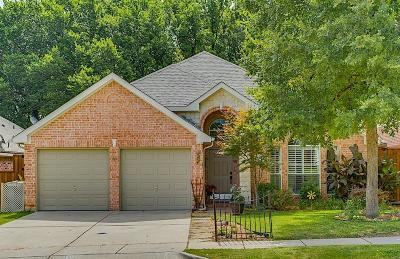 McKinney Single Family Home For Sale: 720 Brookwater Drive