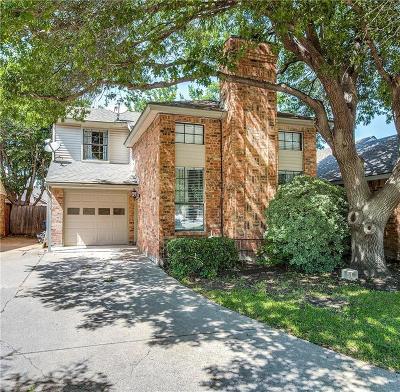 Dallas Single Family Home For Sale: 2719 Harbinger Lane