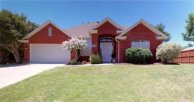 Corinth Single Family Home Active Option Contract: 2905 Goodnight Trail