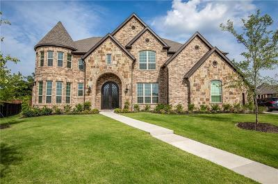 Colleyville TX Single Family Home For Sale: $1,245,000
