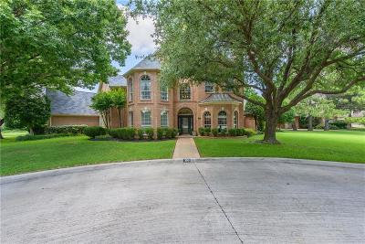 Southlake Single Family Home For Sale: 300 Southridge Lakes Parkway