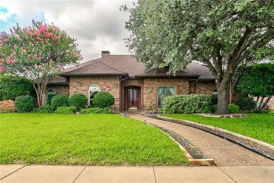Plano Single Family Home For Sale: 1504 Sacramento Terrace