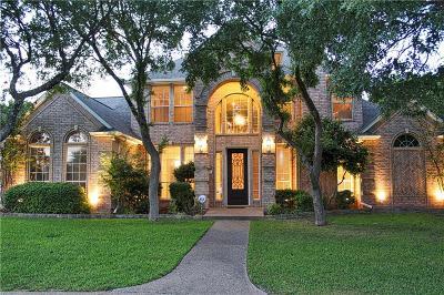 Hudson Oaks Single Family Home Active Option Contract: 115 Dustin Circle