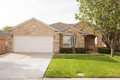 Single Family Home For Sale: 4713 Latrobe Trace Way