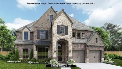 Single Family Home For Sale: 16500 Trumpet Vine Road