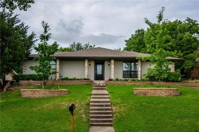 Sherman Single Family Home For Sale: 2414 Taho Drive
