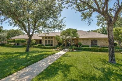 Trophy Club Single Family Home For Sale: 220 Fresh Meadow Drive