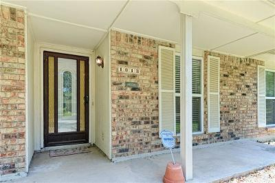 Plano Single Family Home For Sale: 1013 Goodwin Drive