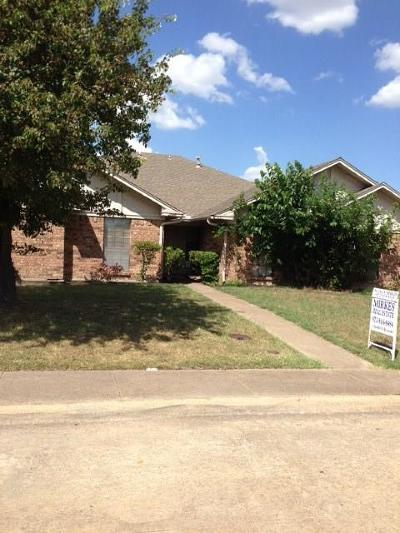 Desoto Multi Family Home Active Option Contract