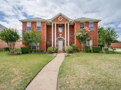 Plano Single Family Home For Sale: 3528 Dartmouth-S Drive