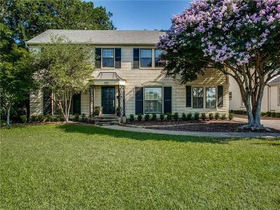 Dallas Single Family Home For Sale: 6511 Gaston Avenue