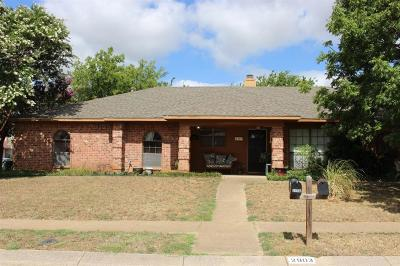Euless Residential Lease For Lease: 2901 Gray Oak Drive