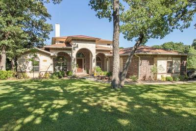 Single Family Home For Sale: 6611 Blackjack Oaks Road