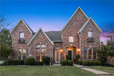 Keller TX Single Family Home For Sale: $550,000