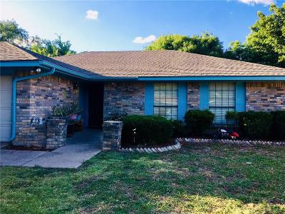Fort Worth Single Family Home For Sale: 2608 Ridge Road N