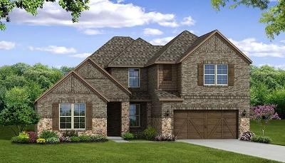 Frisco Single Family Home For Sale: 1186 Shortgrass Lane