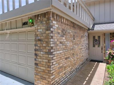 Euless Townhouse Active Option Contract: 1408 El Camino Real