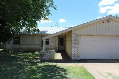 Palo Pinto County Single Family Home For Sale: 1802 SE 12th Street