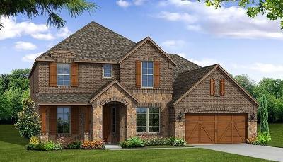 Frisco Single Family Home For Sale: 1212 Shortgrass Lane