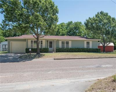 Weatherford Single Family Home Active Option Contract: 1316 Eastview Drive