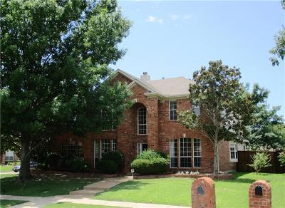 McKinney Single Family Home For Sale: 3616 Cherry Blossom Lane