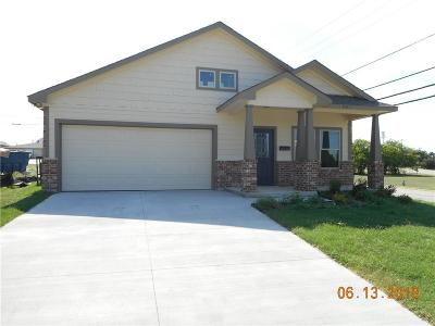Garland TX Single Family Home For Sale: $145,000