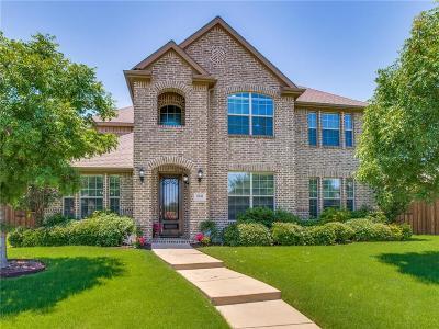 Frisco Single Family Home For Sale: 4941 Kessler Drive
