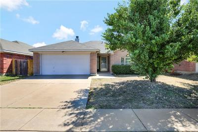 Fort Worth Single Family Home For Sale: 7413 Diamond Springs Trail