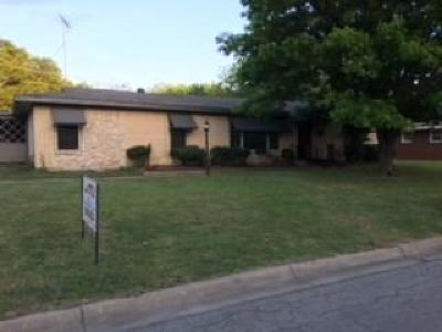 North Richland Hills Single Family Home For Sale: 3640 Blende Street