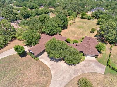 Flower Mound Single Family Home Active Option Contract: 113 Red Oak Lane