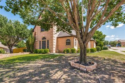 Keller TX Single Family Home For Sale: $349,900