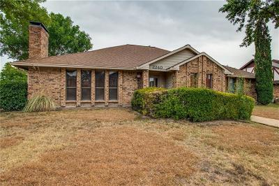 Carrollton Single Family Home For Sale: 2240 Belvedere
