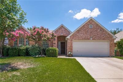 Grapevine Single Family Home Active Option Contract: 2109 Idlewood Drive