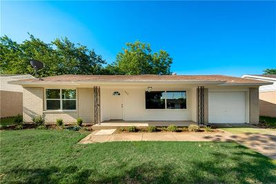 Dallas Single Family Home For Sale: 208 W Cherry Point Drive