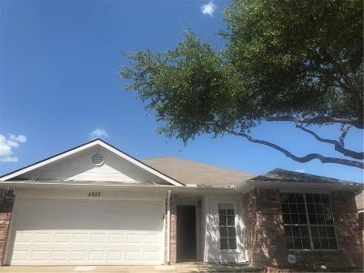 Garland Single Family Home For Sale: 4802 Orchard Ridge Drive