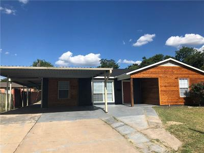 Dallas Single Family Home For Sale: 7326 Woodspan Drive