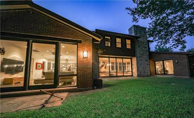 Single Family Home For Sale: 8216 Midway Road