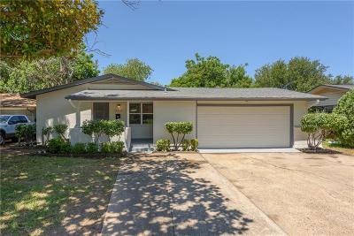 Single Family Home For Sale: 10309 Brockbank Drive