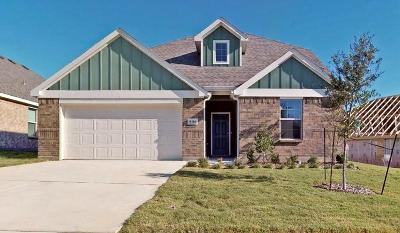 Fort Worth Single Family Home For Sale: 8465 High Garden Street