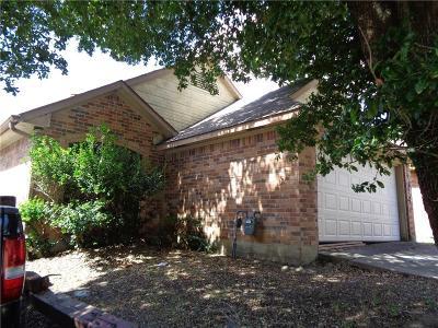 Dallas Single Family Home For Sale: 9624 Kerrville Street