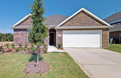 Forney Single Family Home For Sale: 5225 Dolph Briscoe Drive